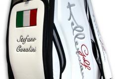 Tourbag MONTECASTILLO M2 schwarz: Flagge Italien 3