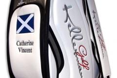 Tourbag MONTECASTILLO M2 schwarz: Flagge Schottland 1