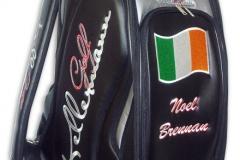 Tourbag MONTECASTILLO M2 schwarz: Flagge Irland 1