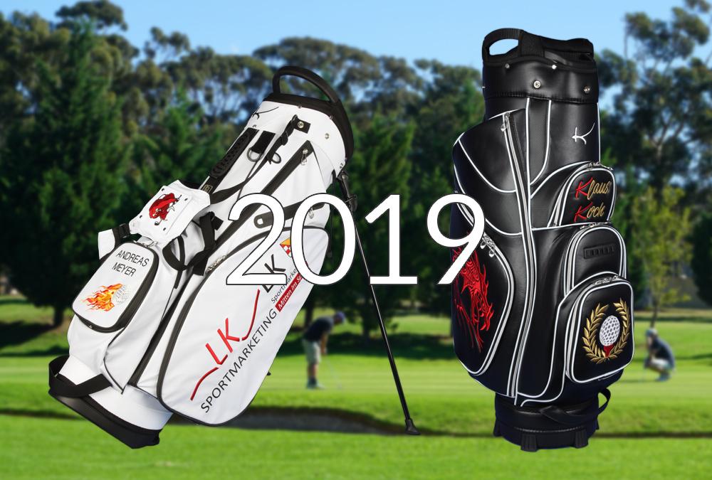 Golfbags von Kerstin Kellermann aus dem Jahr 2019