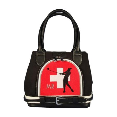 Progettare in linea la borsetta personalizzata MY WAY. Bianco & nero