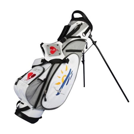 Сумка для гольфа MARRAKESH Pencil Bag 4 вышитые участки. Дизайн онлай