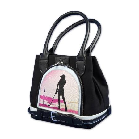 Пользовательские сумки MY WAY. Гольф Дизайн. «Large Sky». Пояс стиль