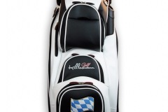 Golf Cartbag mit Bayernflagge