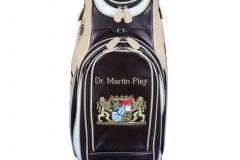 Golfbag mit Bayernwappen