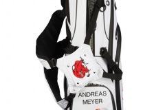 Golfbag / Standbag weiss