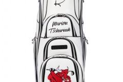 Golfbag / Cartbag individuell bestickt