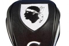 Headcover mit der Flagge von Korsika