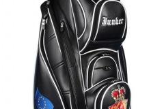 Golfbag mit Wappen von Lorraine