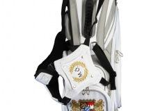 Golfbag / Standbag: Gekreuzte Schläger