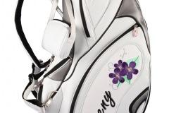 Golfbag Blumenmuster