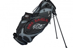 Golfbag / Standbag. Fire Eagle