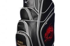 Golfbag mit Drachen