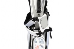 Golfbag / Standbag: Schmetterlinge