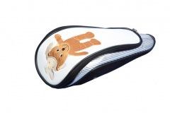 Headcover Set individuell bestickt: Kuscheltiere