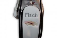 Golfbag Fisch