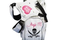 """Standbag """"Pink Skull Design"""""""