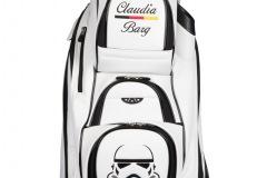 Golfbag / Cartbag iindividuell bestickt. Star Wars