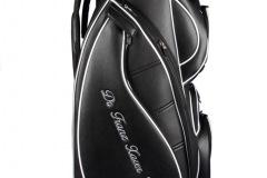 Golfbag / Cartbag. Golfball-Design