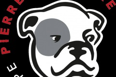 Bulldogge-Graphik