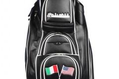 Golfbag: Skyline von Bergamo