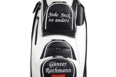 Golfbag / Cartbag mit Kölnwappen