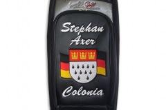 Golfbag / Tourbag mit Kölnwappen