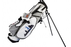 Golfbag / Standbag mit Kölnwappen und Köln Skyline