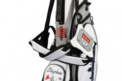 Golfbag / Standbag mit Kölnwappen/ Köln Skyline