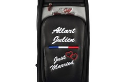 Golfbag Just Married