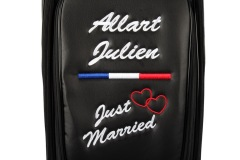 """Tourbag """"Just Married"""""""