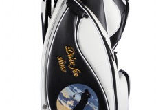 Golfbag / Cartbag: Drive for show
