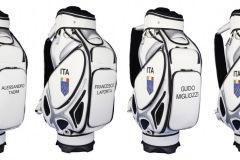 Golfbag / Tourbag: Federazione Italiana Golf