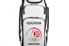 Golfbag / Tourbag: Olympische Natinalmannschaft Portugal