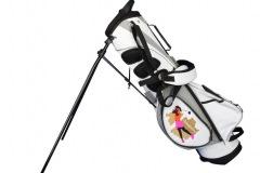 Golfbag mit Schmallenberger Silhouette