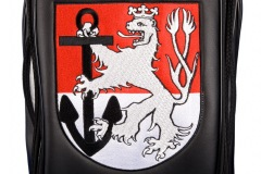Golfbag mit Düssdorfer Wappen