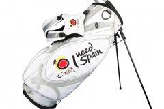 Golfbag: I need Spain