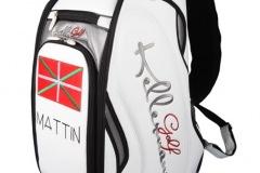 Golfbag: Baskenflagge