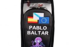 Golfbag: Flagge Galicien