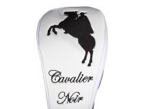 Driver Headcover: Cavalier Noir