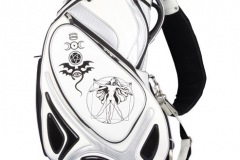 Golfbag / Tourbag in weiss