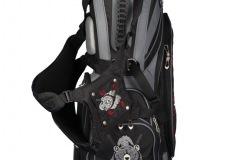 Golfbag / Standbag: Bär mit Golfschlägern