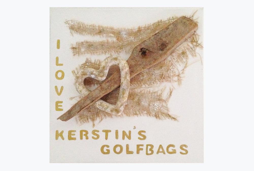 I love golf bags