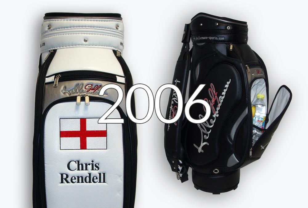 Firmenjubiläum 15 Jahre: Rückblick auf 2006