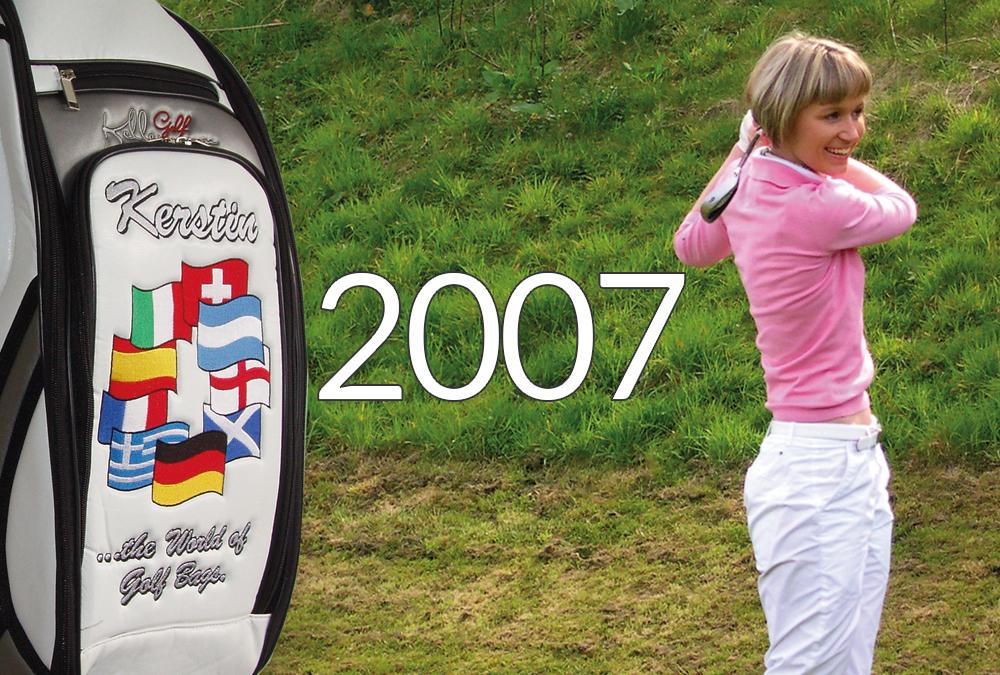 Firmenjubiläum 15 Jahre: Rückblick auf 2007