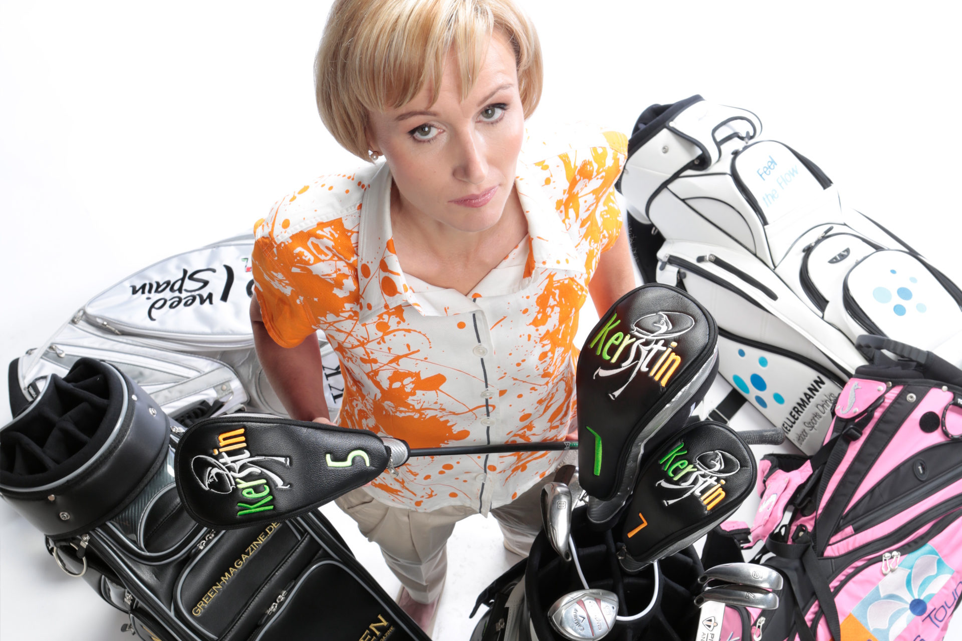 BLOG: I love golf bags