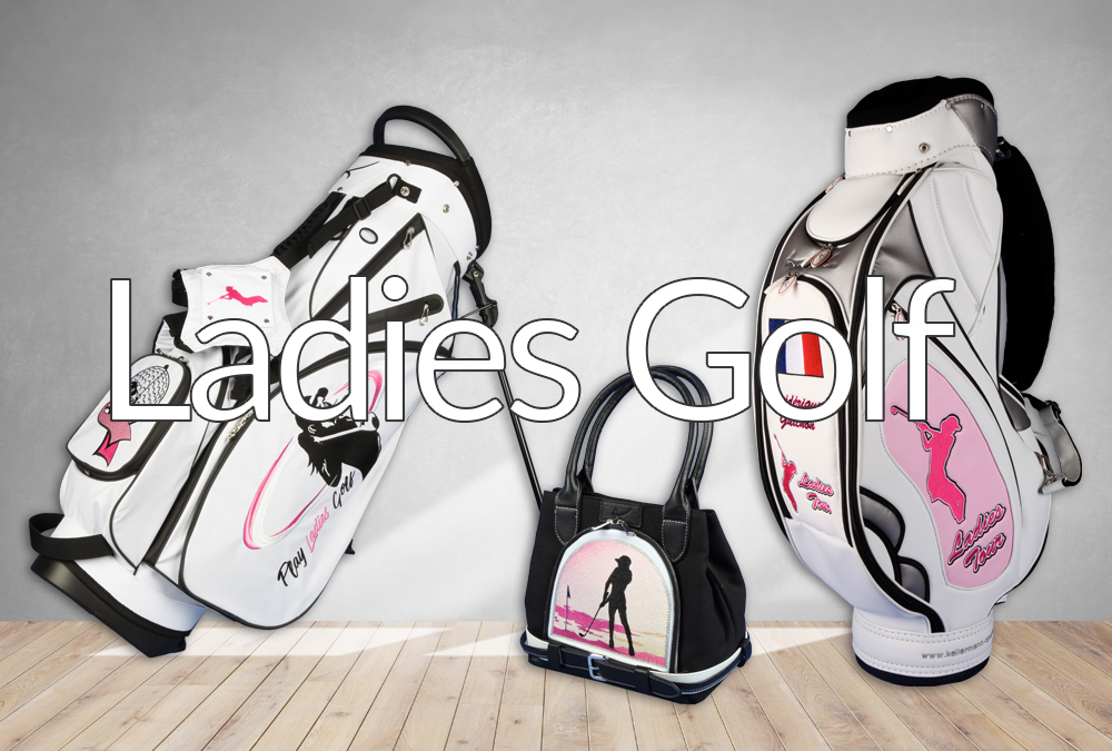 Damen-Golfbags im Golfbag-Blog von Kerstin Kellermann