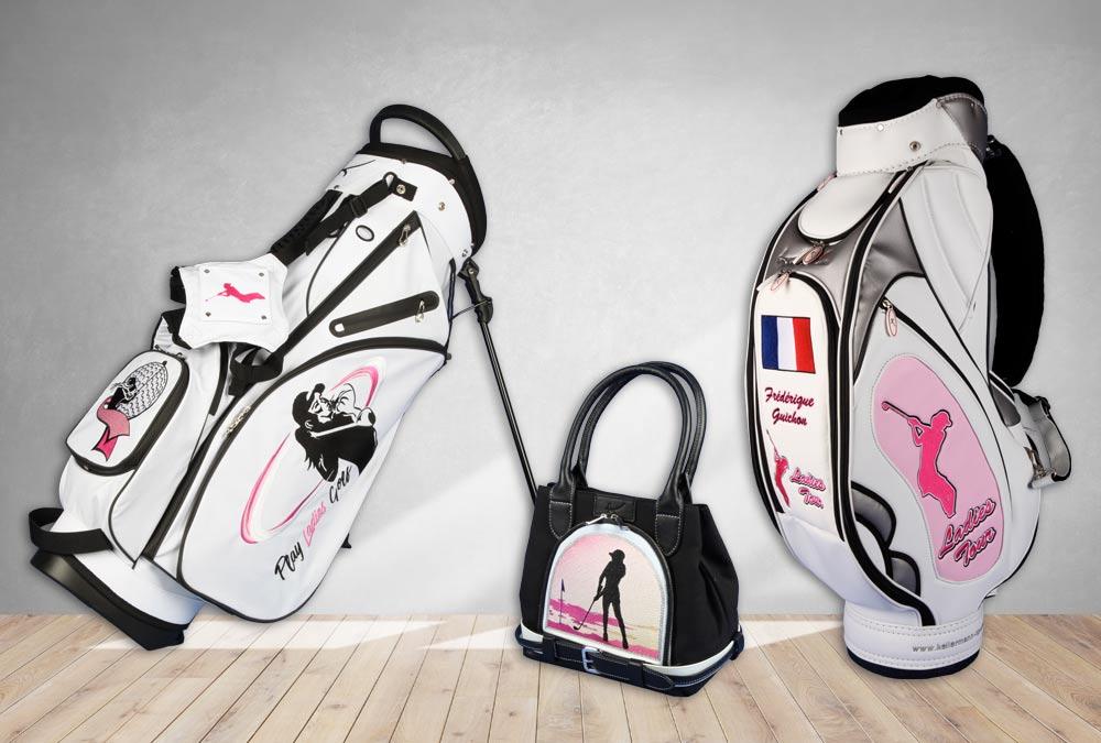Damen-Golfbags