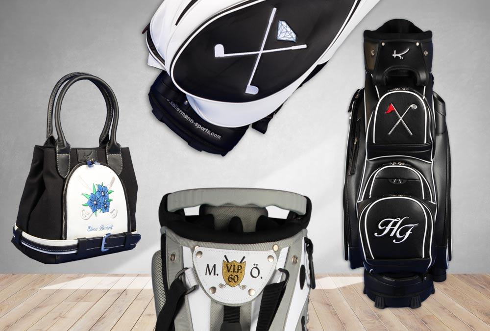 Golfschläger-Designs