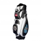 Preview: Golf bag / cart bag. Design 4 custom stitched areas by yourself.
